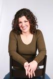 Cabeça Curly Fotos de Stock Royalty Free
