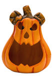 Cabeça da abóbora Imagem de Stock