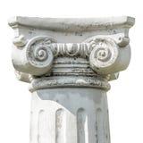 Cabeça da coluna Imagens de Stock