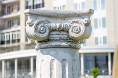 Cabeça da coluna Fotos de Stock Royalty Free