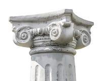 Cabeça da coluna Fotografia de Stock