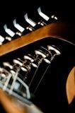 Cabeça da guitarra Imagens de Stock Royalty Free