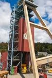 Cabeça da mina de Beaconsfield. Fotos de Stock Royalty Free
