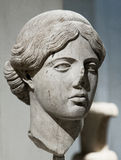 Cabeça de Artemis Fotos de Stock Royalty Free