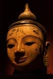Cabeça de Buddha Fotografia de Stock