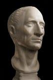 Cabeça de Caesar imagens de stock royalty free