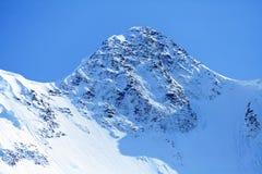 Cabeça de uma montanha Imagem de Stock Royalty Free