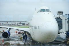 Cabeça do avião Fotos de Stock