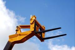 Cabeça do Forklift Imagens de Stock