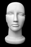 Cabeça do Mannequin Foto de Stock