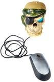 Cabeça do pirata Imagem de Stock Royalty Free