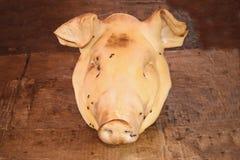Cabeça do porco Imagem de Stock