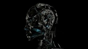 Cabeça do robô