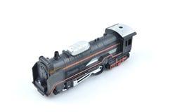 cabeça do trem, preta na cor Imagem de Stock Royalty Free
