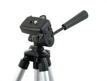 Cabeça do tripé de câmera Fotografia de Stock Royalty Free