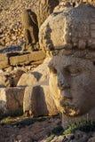 Cabeça gigante da deusa Tyche Imagens de Stock