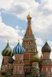 Cabeças da catedral Foto de Stock Royalty Free