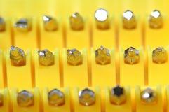 Cabeças da chave de fenda Imagem de Stock