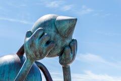 Cabeça da figura de Sprookjes Foto de Stock Royalty Free