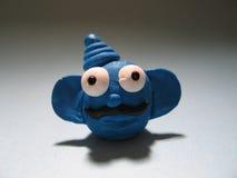 Cabeça engraçada do caráter Fotografia de Stock