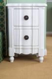 Cabeceira de madeira clássica Imagem de Stock