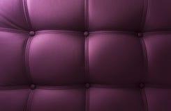 Cabeceira luxuosa cor-de-rosa Fotografia de Stock Royalty Free