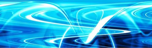 Cabecera abstracta 300b ilustración del vector