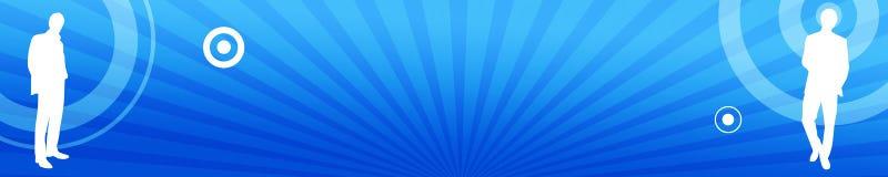 Cabecera - bandera foto de archivo libre de regalías