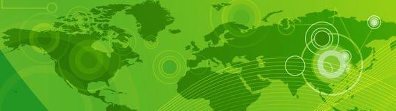 Cabecera/bandera del Web stock de ilustración