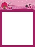 Cabecera rosada cobarde libre illustration