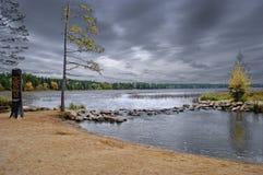 Cabeceras del río Misisipi Fotos de archivo