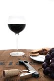 Cabernet for One Stock Image