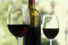 Cabernet wine Royalty Free Stock Images
