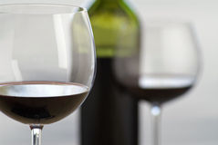 Cabernet wine Royalty Free Stock Photo