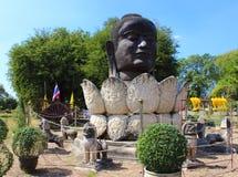 Cabeza de Buda Fotos de archivo