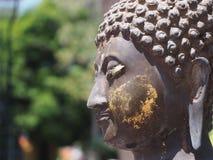 Cabeza de Buda Imágenes de archivo libres de regalías