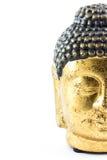 Cabeza de Budda Fotografía de archivo