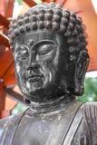 Cabeza de un Buda Fotos de archivo