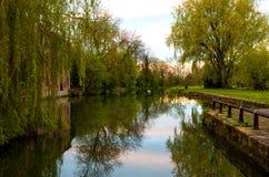 Cabeza del canal de Pocklington Foto de archivo libre de regalías