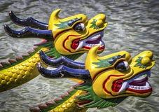 Cabeza del dragón Fotografía de archivo