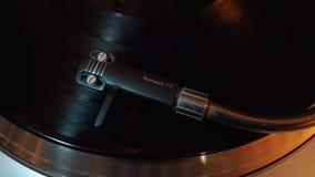Cabeza del vinilo de Numark que juega el primer metrajes