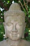 Cabeza gorda de Buda Fotos de archivo libres de regalías