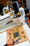 Cabeza industrial de la herramienta Fotografía de archivo libre de regalías