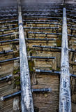 Cabezas de espray de la torre de la refrigeración por agua Fotografía de archivo