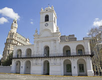 Cabildo building, Buenos Aires Stock Photo