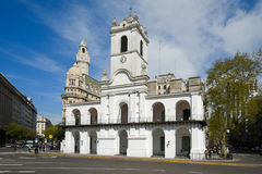 Cabildo building Royalty Free Stock Images