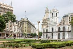 Cabildo de Μπουένος Άιρες Στοκ φωτογραφίες με δικαίωμα ελεύθερης χρήσης