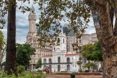 Cabildo de Buenos Aires Stock Image