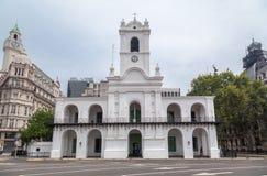 Cabildo de Buenos Aires Royalty Free Stock Photos