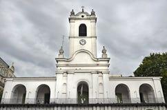 cabildo della nazione dell'Argentina Fotografia Stock